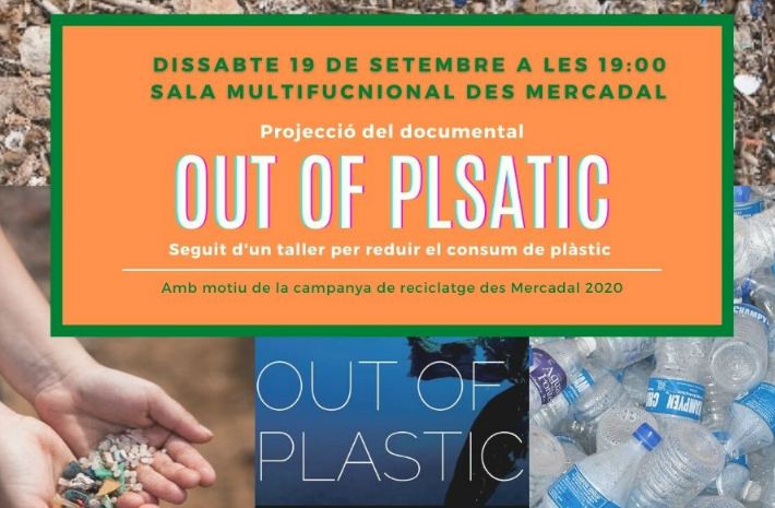 Documental 'Out of Plastic' a Mercadal